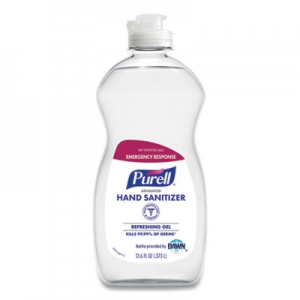 PURELL ADVANCED HAND SANITIZER GEL, 12.6oz