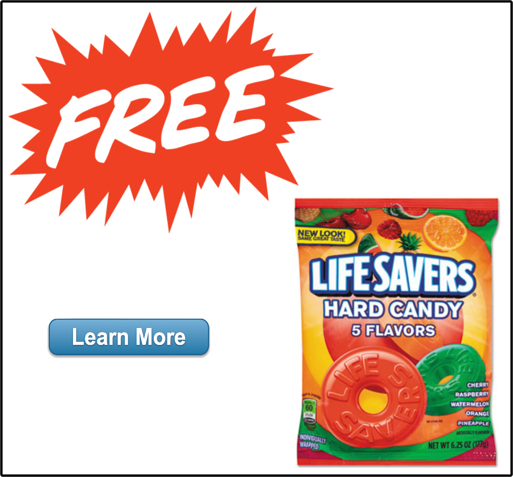 FREE LifeSavers