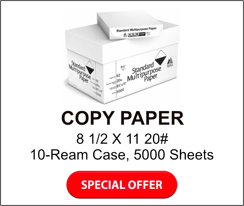 Paper Special Offer